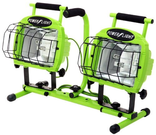 Designers Edge L 5502 Industrial 1400 Watt Twin Head