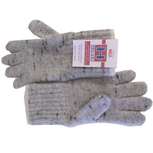 Walk doigt gant (doigts Gants)–Unisexe–Graumeliert -  - S