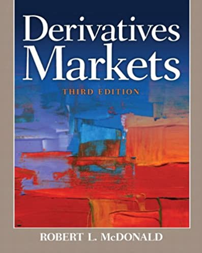 amazon com derivatives markets pearson series in finance ebook rh amazon com