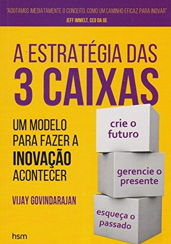 A Estratégia das 3 Caixas. Um Modelo Para Fazer a Inovação Acontecer
