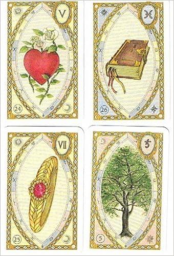 Lenormand Wahrsagekarten: Mit Astrologischen Symbolen ...