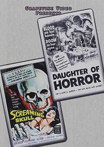 Daughter of Horror (1955) / The Screaming Skull -