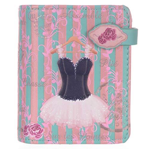 Card Ballerina Flat (Shag Wear Woman's