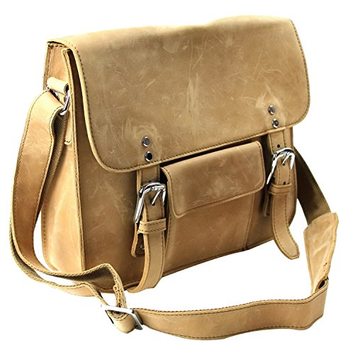 clearance-vagabond-traveler-15-cowhide-leather-stylish-simple-messenger-bag-l59-nature-brown