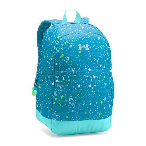 Under Armour Girls' Favorite Backpack, Blue Shift/Blue Infinity, One Size