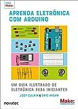 capa de Aprenda Eletrônica com Arduino