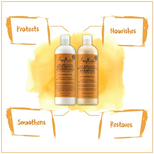 SheaMoisture Shea Butter Shampoo Conditioner