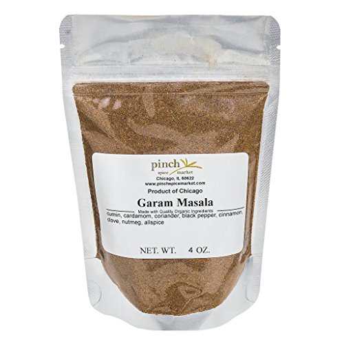 Pinch Spice Market, Garam Masala, Organic and Authentic Indian Spice Blend