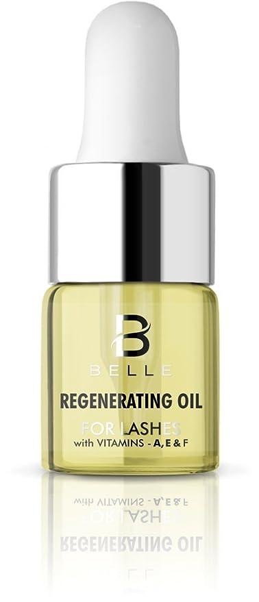 Belle® regeneración aceite de ojos pestañas – Suero de Crecimiento de las pestañas, acondicionador