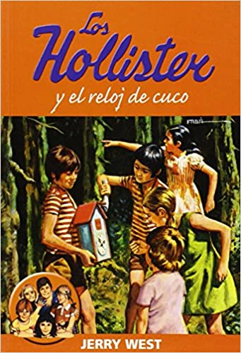 Los Holliester y el reloj de cuco: Jerry West: 9788447322091: Amazon.com: Books