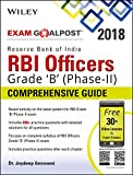 Wiley's Reserve Bank of India (RBI) Officers Grade 'B' Phase - II Exam Goalpost Comprehensive Guide - 2018