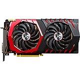MSI Gaming GeForce GTX 1070 Ti 8GB GDRR5 256-bit HDCP Support DirectX 12 SLI Twin Frozr Heat Pipes Dual TORX 2.0 Fan VR Ready Graphics Card (GTX 1070 TI Gaming 8G)