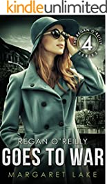 Regan O'Reilly, PI, Goes to War (Book Four in the Regan O'Reilly Series)