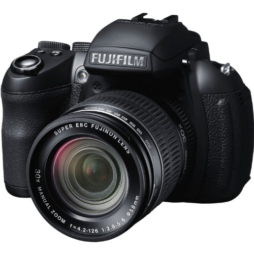 Fujifilm FinePix HS35EXR 16MP Digital Camera with 3-Inch LCD