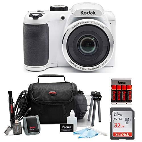 KODAK PIXPRO AZ252 Astro Zoom Digital Camera  with 32GB Card