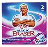 Mr Clean 84539 Mr. Clean Extra Power Magic Eraser 2 Count