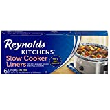 Reynolds Slow Cooker Liners (6 Count)