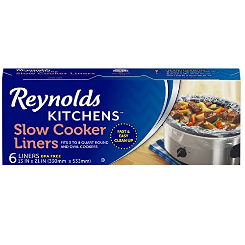 Reynolds Kitchens Slow Cooker Liners (6 Count)