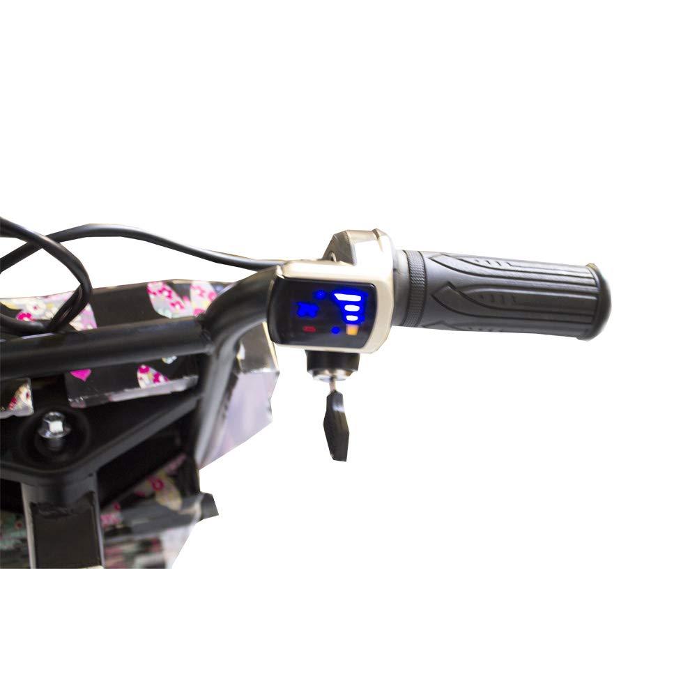 Patinete con Silla Scooter Boogie Drift Pro Bluetooth Motor ...