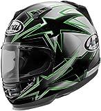 Arai Helmets Shield Cover Set for Defiant Helmet - Asteroid Green 5168