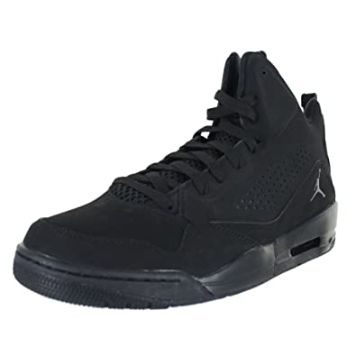 competitive price 4b5ba 9c9d0 Jordan Mens SC-3 Black Anthracite Size 12  Buy Online at Low Prices in  India - Amazon.in