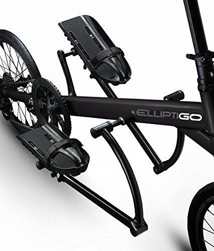 Elliptical Road Bike Cost: The World's First Outdoor Elliptical Bike