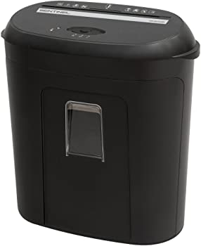 Sentinel FM100P 10-Sheet Micro-Cut Shredder