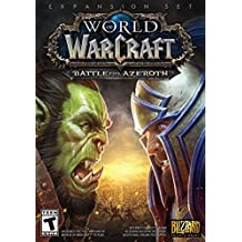 Activision 73041 World of Warcraft Battle for Azeroth PC
