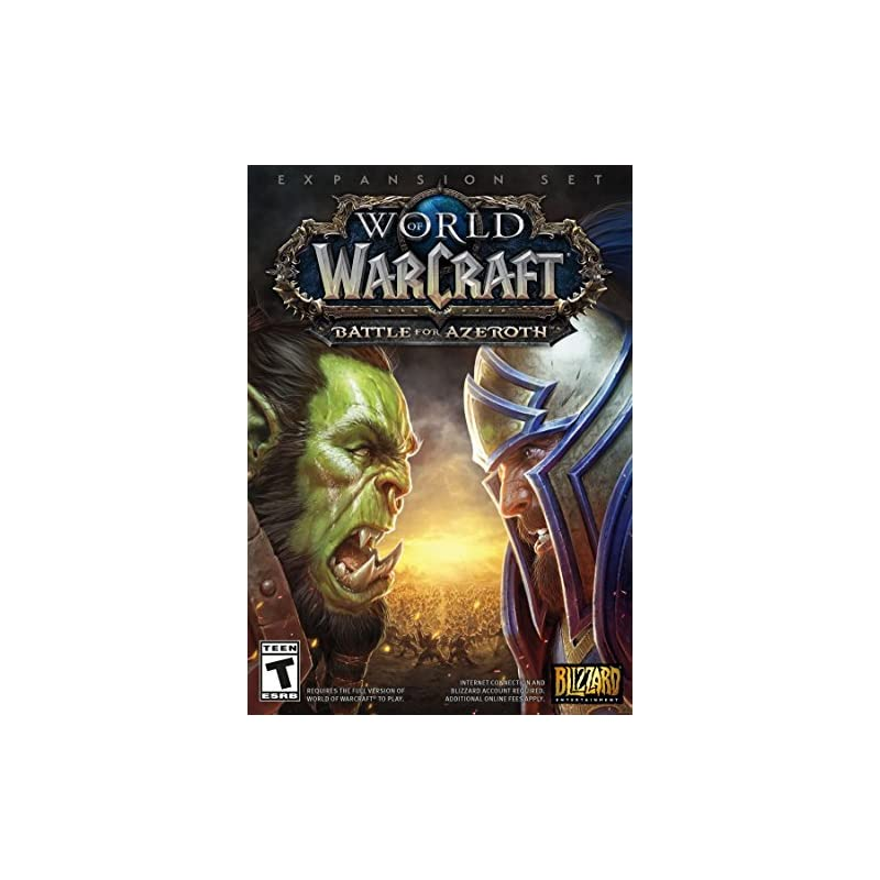 World of Warcraft Battle for Azeroth - P