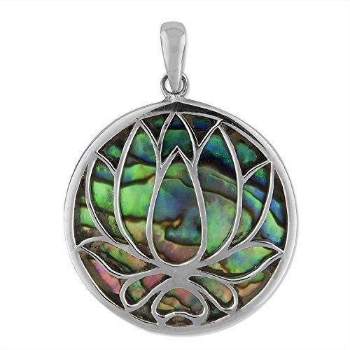 Abalone pendant amazon abalone pendant mozeypictures Image collections