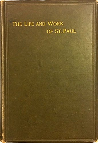 The Life an Work of St. Paul - Popular Edition
