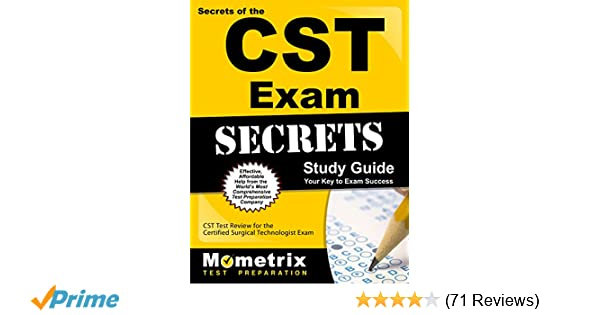 Secrets of the CST Exam Study Guide: CST Test Review for the