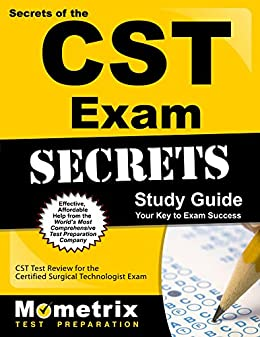 Secrets of the cst exam study guide: cst test review for the.