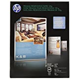 HP Premium Presentation Paper Matte, Inkjet, 8.5x11, 100 sheets
