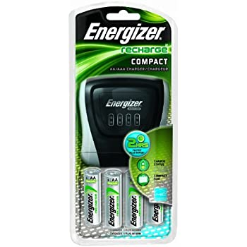 Amazon.com: Duracell Rechargeable Mini Color Charger with