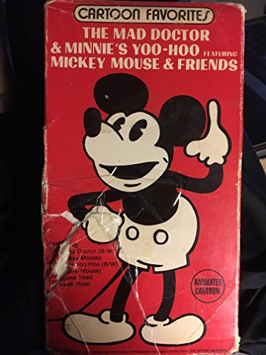 The Mad Doctor & Minnie's Yoo-Hoo featuring Mickey Mouse & Friends (Featuring Mouse Mickey)