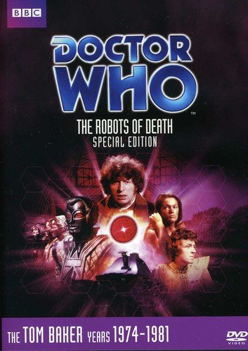 - Doctor Who: The Robots of Death (Story 90) - Special Edition