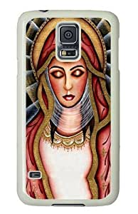 Rosesea Custom Personalized Blessed Polycarbonate Hard Case Back Cover for Samsung S5/Samsung Galaxy S5