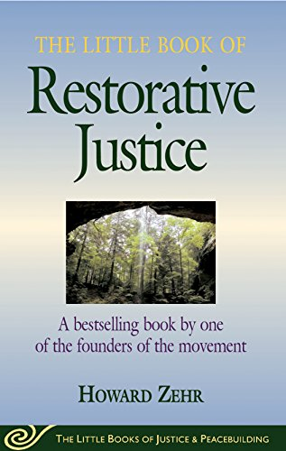 The Little Book of Restorative Justice: Revised and Updated (Justice and Peacebuilding) cover