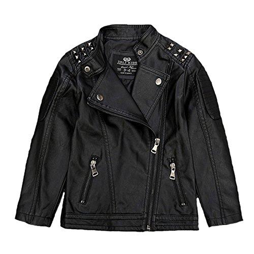 Girl Motorcycle Jackets - 8