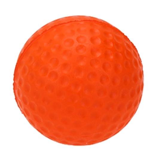Trendyest - 24 Pelotas de Golf de Espuma de Poliuretano para Practicar Deportes al Aire Libre en Interiores: Amazon.es: Deportes y aire libre
