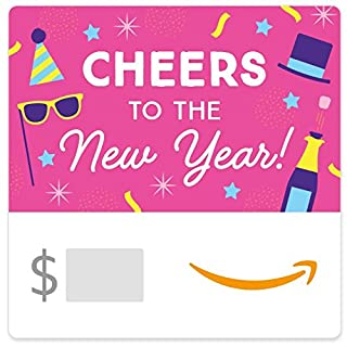 Amazon Gift Card - Cheers to the New Year (B078B2GWTW) | Amazon price tracker / tracking, Amazon price history charts, Amazon price watches, Amazon price drop alerts