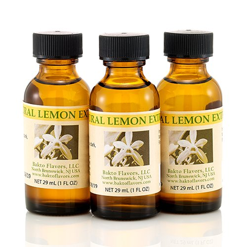 natural lemon extract - 2