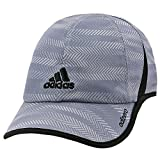 adidas Men's Adizero II Cap, Ratio Onix/Grey/Black, One Size