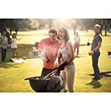 Charcoal Grill Smoker,Best Charcoal Grill,Kettle Charcoal Grill,Charcoal Barbecue,Weber Kettle Grill,Portable Grill,Outdoor Barbecue Grill,22-Inch.