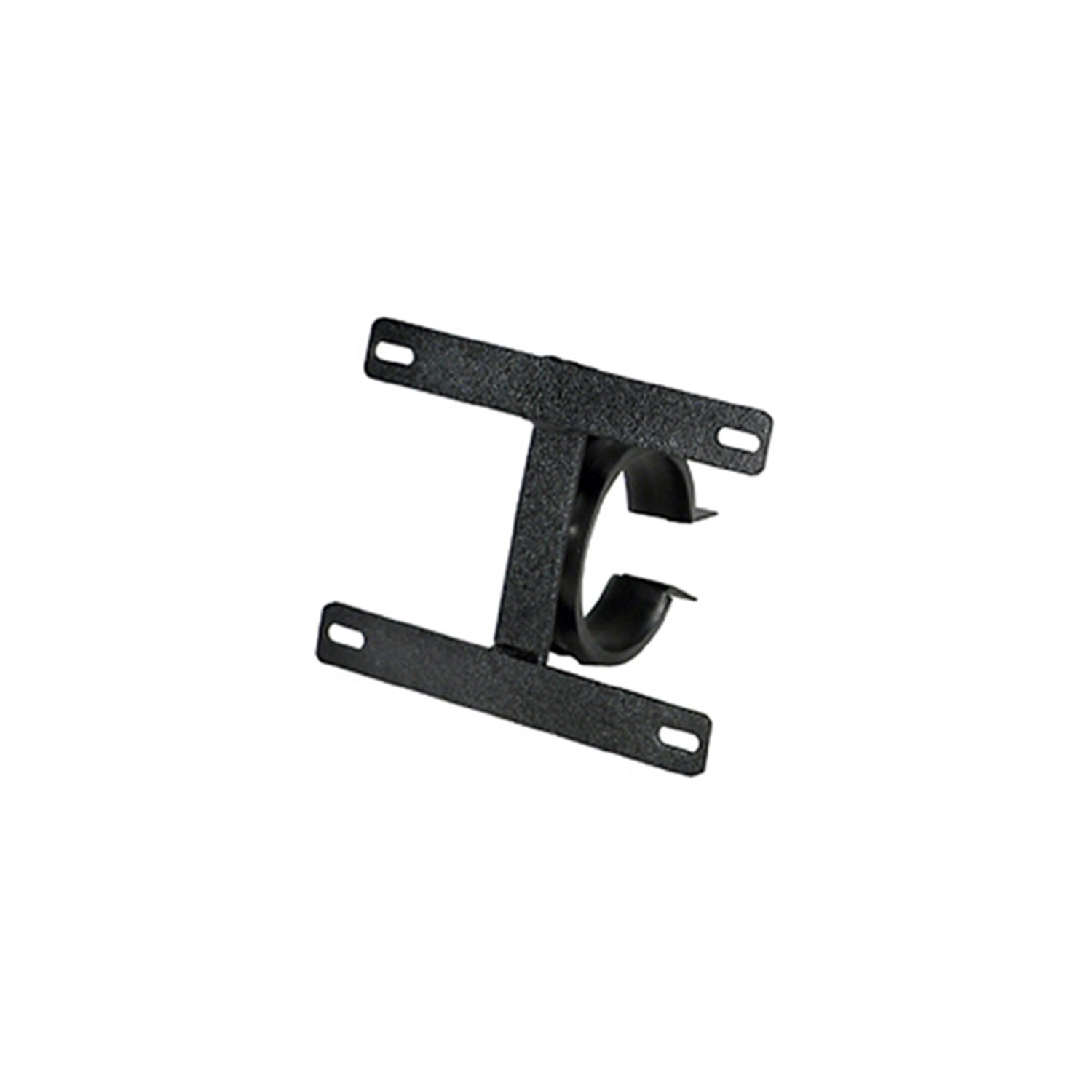 Rugged Ridge 11503.80 License Plate Mounting Bracket for All Tube Bumpers
