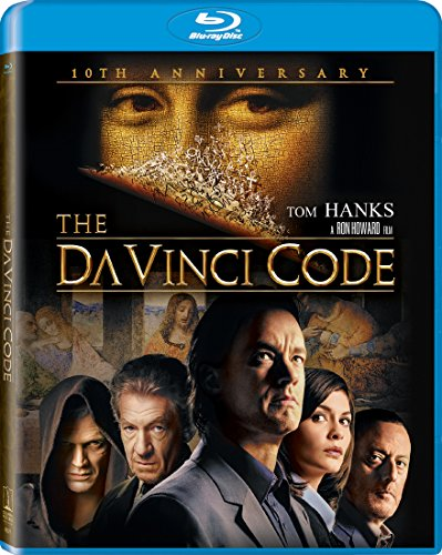 Blu-ray : The Da Vinci Code (10th Anniversary) (Anniversary Edition, Ultraviolet Digital Copy, Widescreen, Dubbed, )