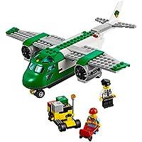 LEGO City Airport 60101 Airport Cargo Plane Building Kit...