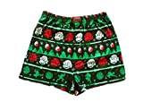 Teenage Mutant Ninja Turtles Mens Christmas Boxer Shorts - Green - Boxers (X-Large)