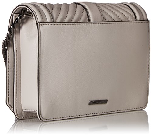 Chevron Crossbody Putty Quilted Rebecca Minkoff Love Small AnqB5FP1